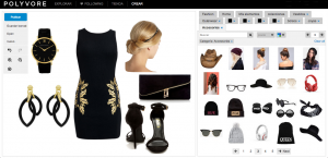 polyvore red social