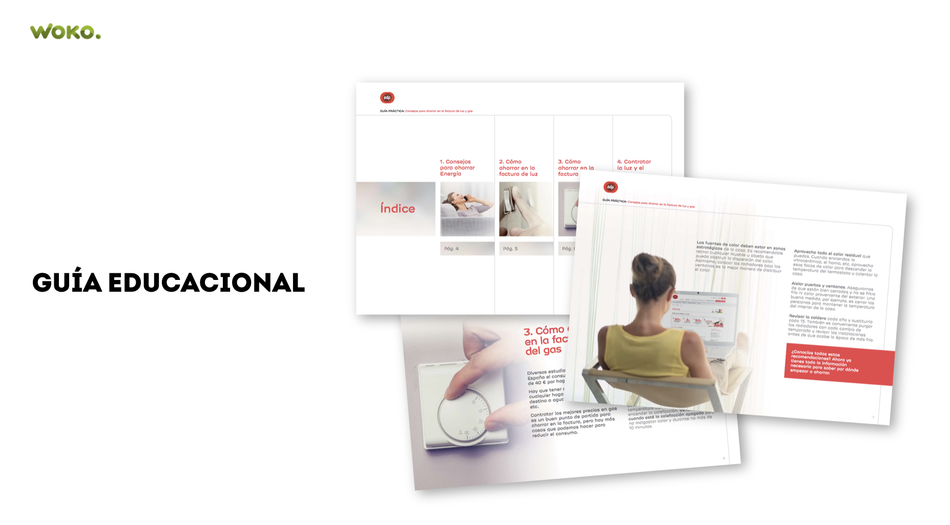 Campaña Inbound marketing EDP